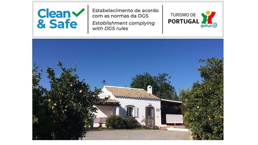 Casa da Oliveira - Farm house-private pool-Tavira