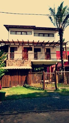 Vila Engawa Itacarè apartament 3