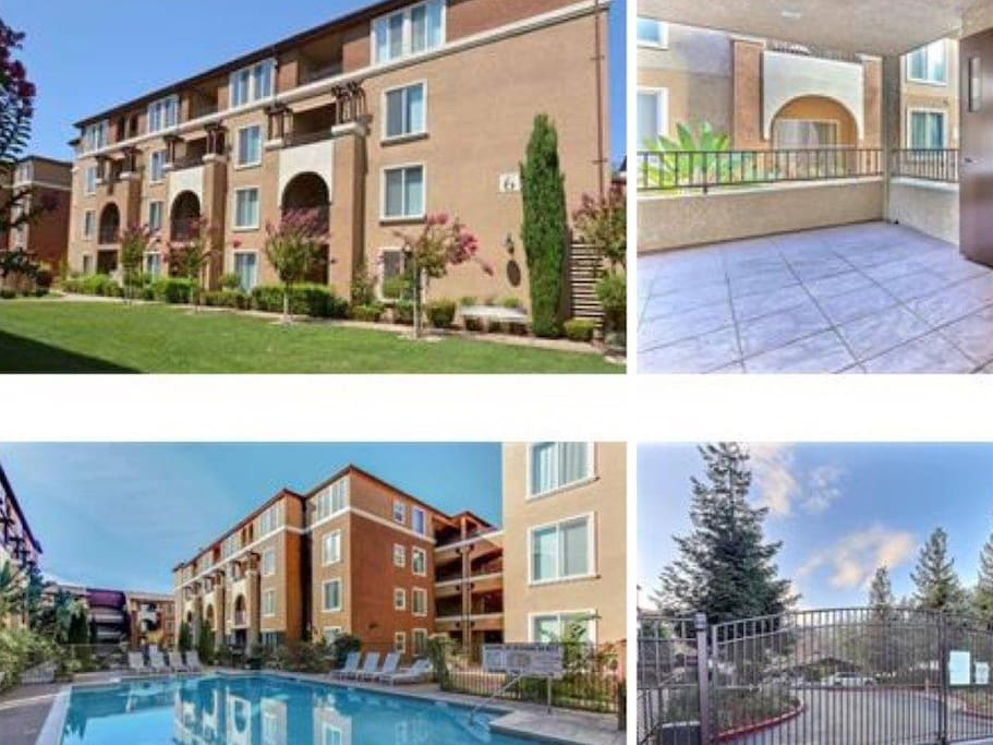 Walk To Santana Row Amazing Location Amenities Condominiums For Rent In