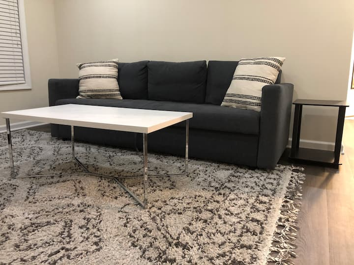 Dynamic, Private 1-Bed, All to yourself, Near DC!