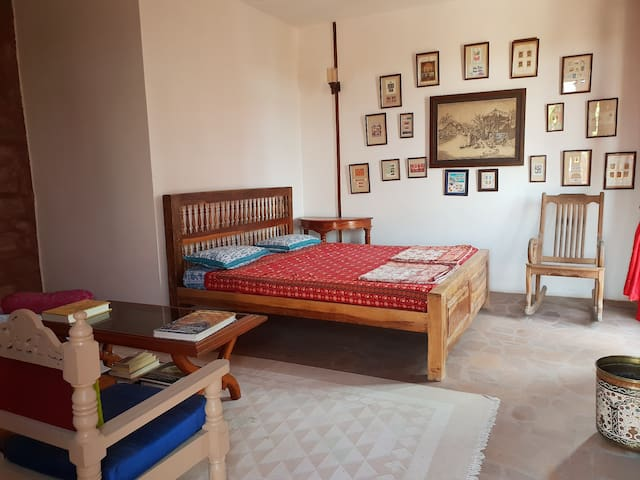 Jog Niwas -Boutique Homestay with Terrace View