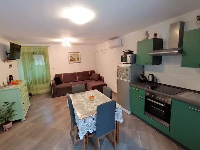 Ivanka apartment. Cozy Dalmatian style apartment