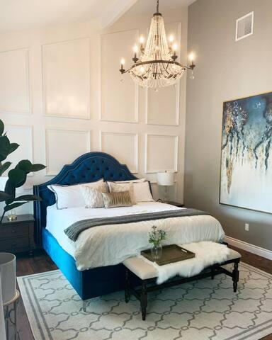 Estate Room - The Vine House B&B