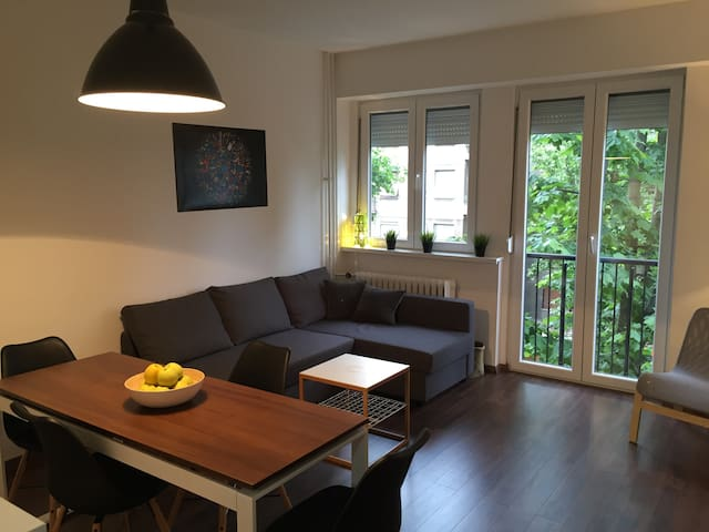 Dorcol comfortable apartment with central location