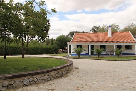 Herdade Pomar das Almas - Casa das Palmeiras - Montemor-o-Novo - House