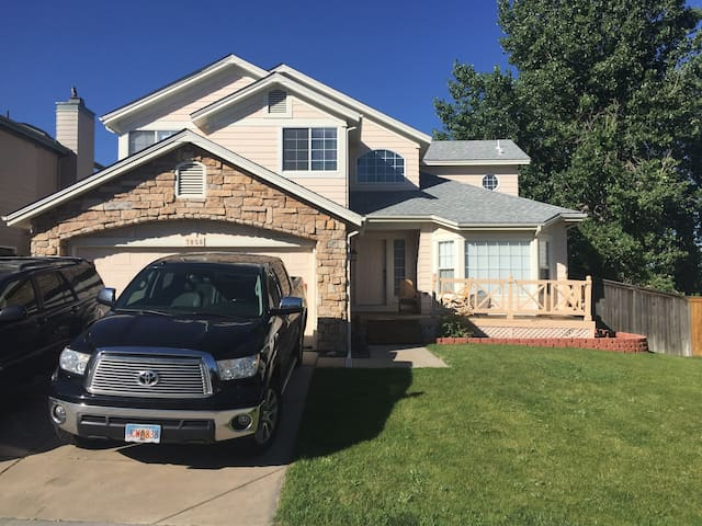 Newly Remodeled S. Denver Home - Spacious - CCRM - Littleton - Rumah