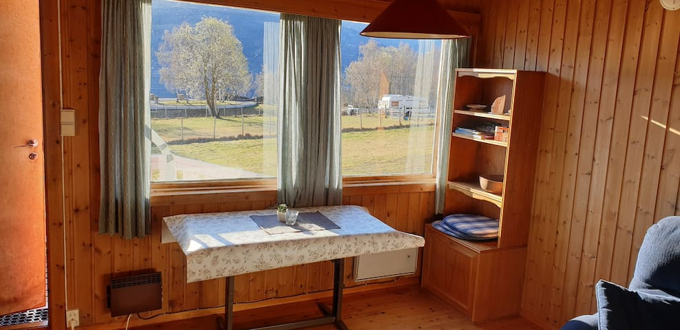 Cabin nr 1 - livingroom