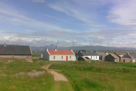 Owey Island Fishermans Cottage - County Donegal - Dom