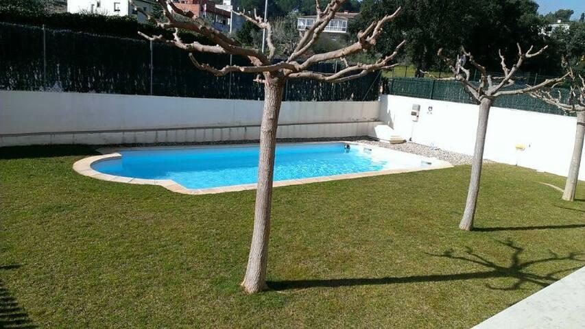 ACOGEDORA PLANTA BAJA - Calonge - Apartment