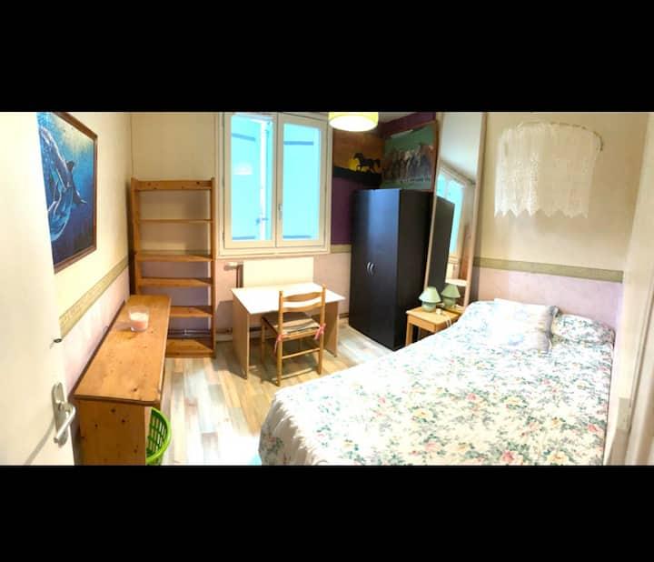 Chambre privée Bordeaux Bacalan