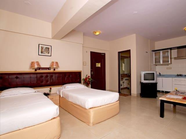 Comfort Studio in Andheri East, Mumbai - Mumbai - Wohnung