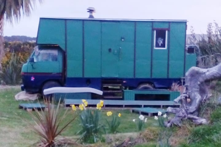 Gypsy Gem alternative housetruck accommodation