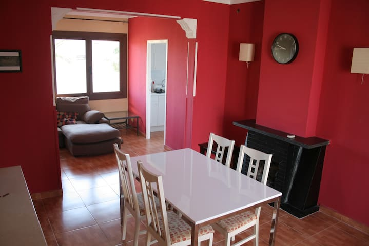 Double terrace, Close to the sea, 2 double rooms - Palma - บ้าน