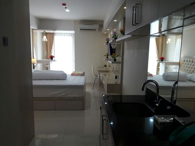 Apt Cozy2, Louis Kienne Semarang - Semarang City - Appartement
