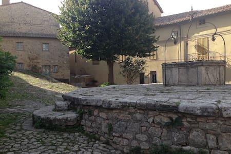 Appartamento nel borgo - Rocca D'orcia - Wohnung