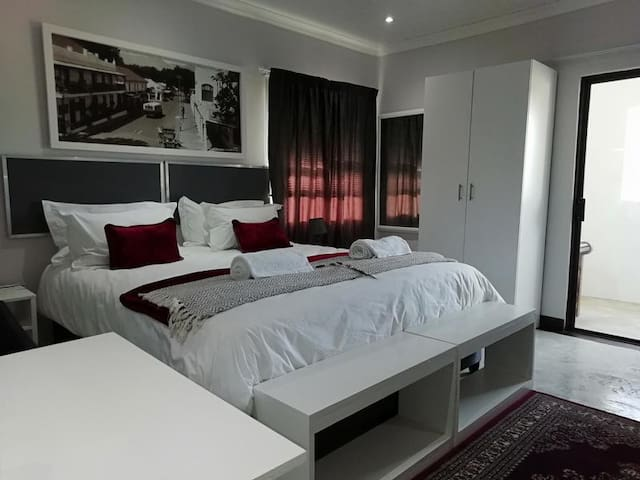 Middelplaas Paarl Guesthouse - Genius Room King