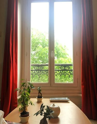 Charming Studio near Jardin Des Plants - Paris - Apartamento