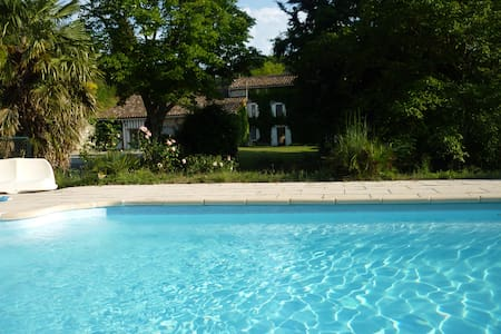 Fabulous Apartment on Private Estate with Pool - Peyrefitte-du-Razès - Daire