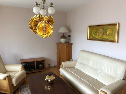 Apartment Siewna-my place for a perfect vacation