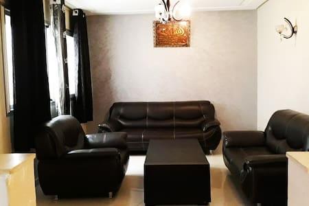 Appartement Meublé F3 - Centre-Ville - Kenitra