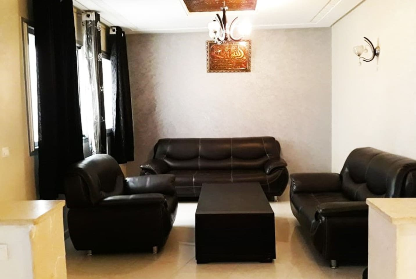 Appartement Meubl F3 Centre Ville Kenitra Apartments For Rent