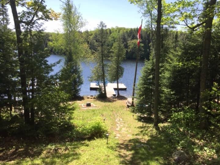 Serenity at Cedar Lake Cottage