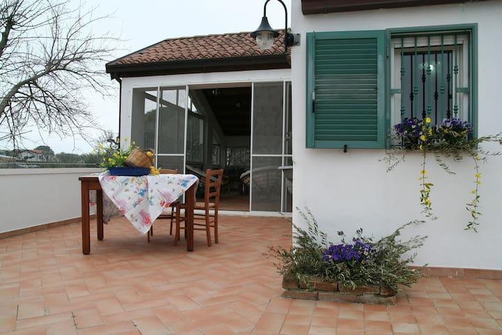 Villa Ginevra - Pisticci - Tinchi - Rumah