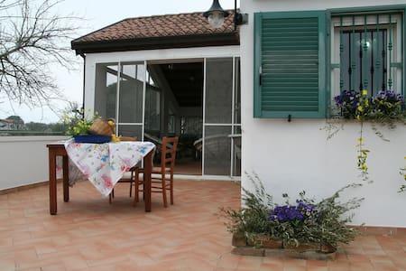 Villa Ginevra - Pisticci - Tinchi
