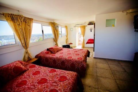 Hostall Mirador de Matanzas+pool+wifi free.