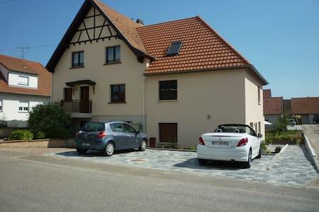 Gîte la clé des champs - Meistratzheim - Apartmen