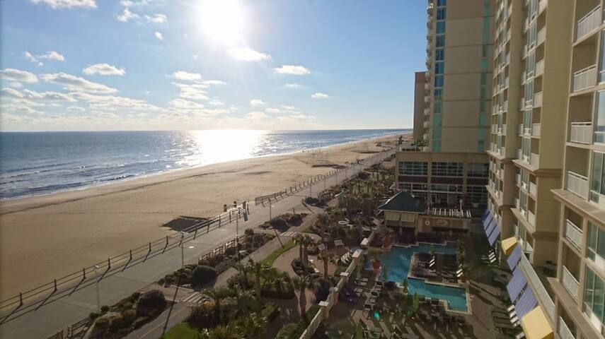 OBC - 1BR/1BA - Amazing Oceanfront View!