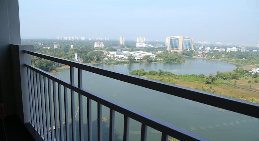 2Bedroom Condo - Ernakulam - Apartment