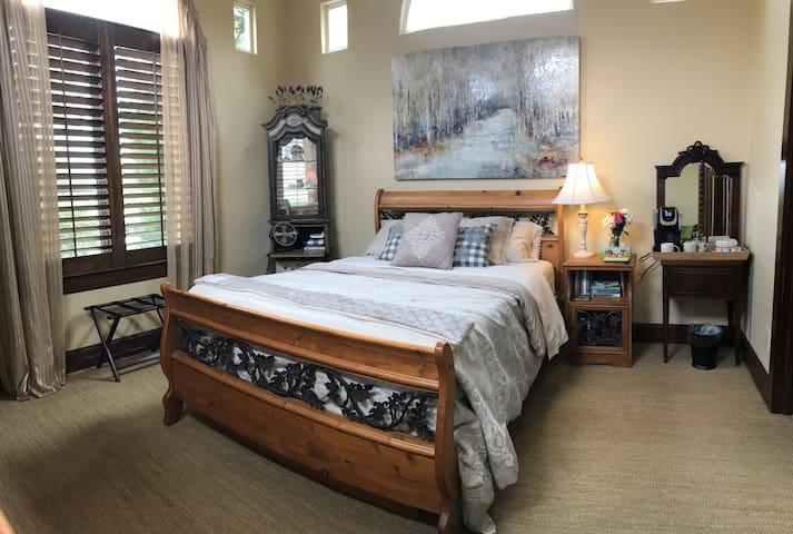 Texas Tuscan Villa