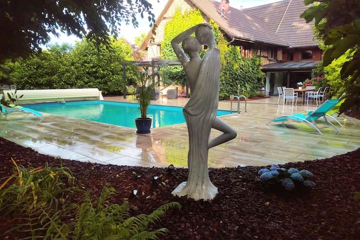 Se ressourcer au Jardin d'Eden - Alsace