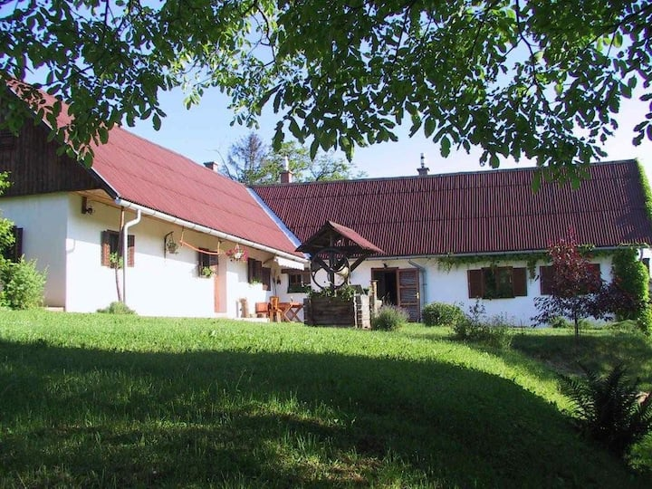 Cottage in Orseg National Park