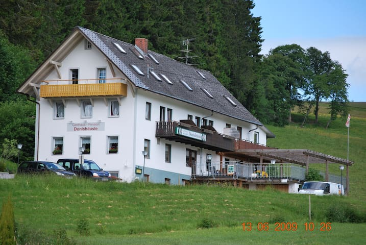 Gästezimmer im Südschwarzwald - Titisee-Neustadt