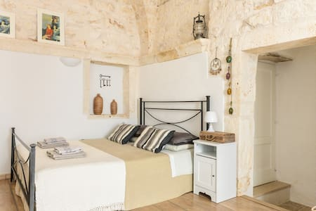 Casetta con terrazza esclusiva - Ostuni