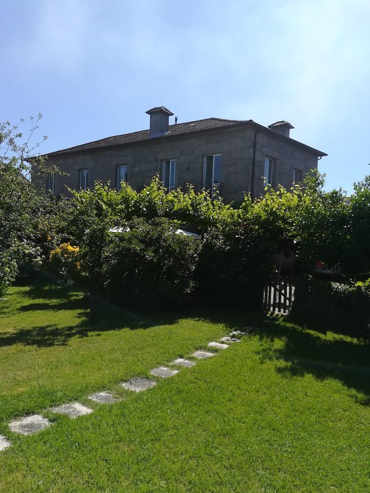 Casa para escapada en Salvaterra de Miño