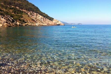 Monolocale Nisportino con terrazza vista mare - Rio nell'Elba
