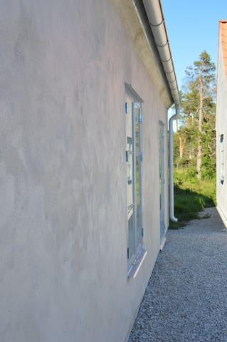 Stora husets vägg