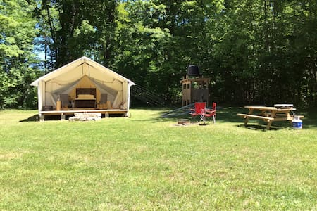 Beautiful glamping escape in the country!