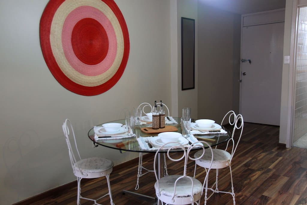 Dining Room Comedor