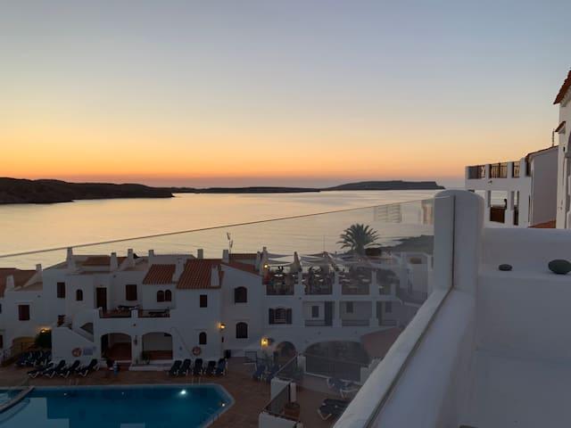 Espectacular apartamento con gran terraza y vistas