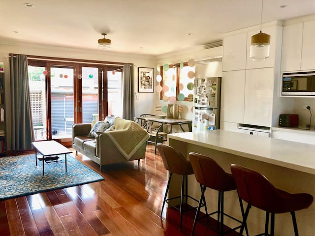 Charming cottage in the heart of Marrickville