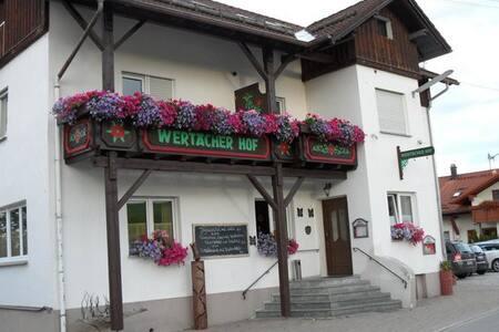 Pension Wertacher Hof 1