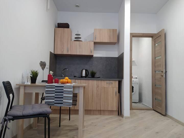 Апартаменты на Богатырева 2