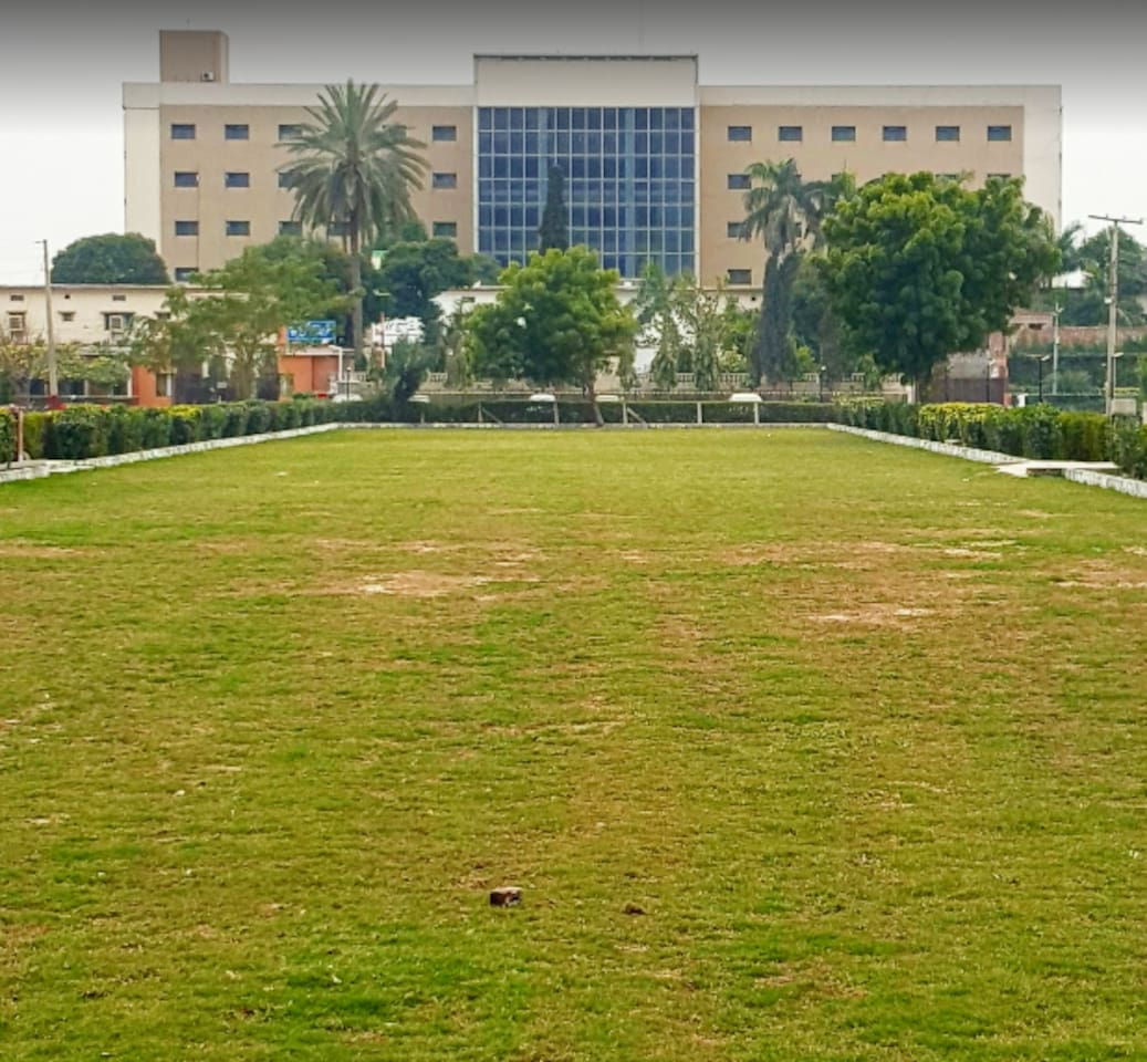 Darul Ziafat Rabwah Front View