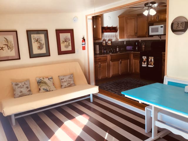 Comfortable Home with Private  Entrance and Yard
