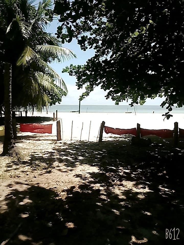 Casa beira-mar na praia de Carne de Vaca, Goiana