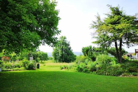 Green oasis with huge garden in Klagenfurt